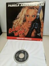 Barb Wire Laserdisc 1995 Pamela Anderson