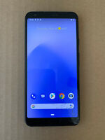 Google Pixel 3a XL 64GB Just Black (Unlocked) G020C
