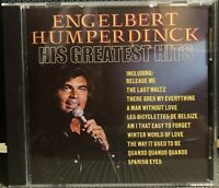 ENGELBERT HUMPERDINCK - HIS GREATEST HITS - CD