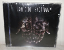 CD HOMICIDE HAGRIDDEN  - US - NUOVO NEW