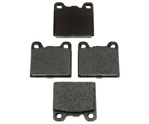 Disc Brake Pad Set-R-Line; Metallic Rear Raybestos MGD541M