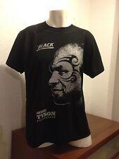 T Shirt Black Mike Tyson Gr. L