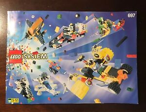 LEGO® Ideas Book - System 697