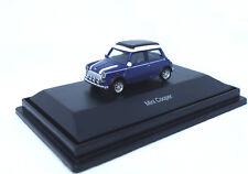 Schuco-Mini Cooper-azul - 1:87 - 26161-maqueta de coche-nuevo