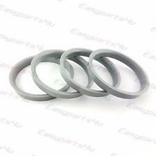 4x Plastique Bagues De Centrage 72,0 - 65,1 pour roues en alliage