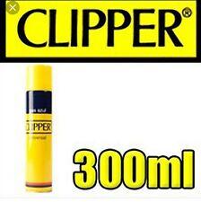 2RECHARGE 300ml POUR BRIQUET TEMPETE AU GAZ RECHARGEABLE GAS CLIPPER