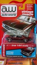 Auto World 1966 Chevy Chevelle SS 396 Limited Edition  (N22)