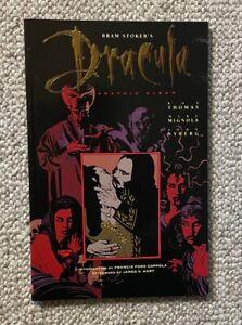 Bram Stoker's Dracula -Mike Mignola Roy Thomas FF Coppola - Topps 1st Ed, OOP NM