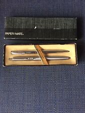 Vintage Paper Mate Pen Set