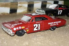 1964 Ford Galaxie 500, #21Marvin Panch, Old School Stock Car 1/43