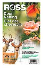 Deer Garden Fencing 7 ' x 100 ' Polypropylene