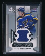 KEVIN SHATTENKIRK 2015-16 SP GAME USED ALL-STAR SKILLS JERSEY ST. LOUIS BLUES
