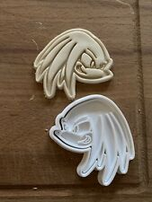 Knuckles Cookie Cutter Sonic