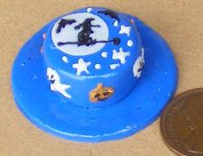 1:12 Scale Round Halloween Cake Dolls House Miniature Bakery Accessory NC56