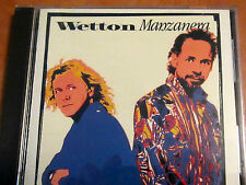 John WETTON Phil MANZANERA Japan CD 1987 Alan White, Roxy Music, Kevin Godley