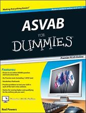 ASVAB for Dummies by Rod Powers