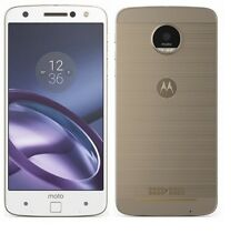 Motorola XT1650M Moto Z Force Droid Verizon Unlocked Smartphone Cell Phone Gold
