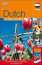 Dutch In 3 Months by Dorling Kindersley Ltd (Mixed media product, 2011)