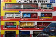 Takara Tomy ELECTRIC LOCOMOTIVE TYPE EH500 KINTARO & Freighter Japan train