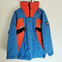 Vintage 80s Rip Curl Ski Jacket Size 14 Ladies Women's. Snow Clothing Ripcurl