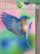 2008 Birds & Blooms Magazine: Attract Bluebirds/Hydrangeas/More Trees
