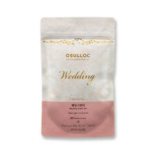 [OSULLOC] Wedding Green Tea(20 Teabags)_Green Tea with Sweet Bouquet Flavor