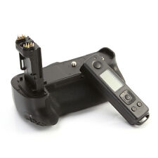 MEIKE Wireless Remote Power Battery Pack Grip for Canon EOS7D Mark II 7D2 BG-E16