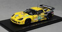 Spark Chevrolet Corvette C6 ZR1 Le Mans 2011 Gavin, Magnussen & Westbrook S2542