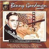 American Legend - Benny Goodman, Goodman, Benny, Excellent CD