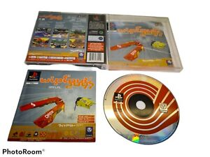 Wipeout 2097 Playstation 1 PS1 FR Disque VERSION PAL AVEC NOTICE JAQUETTE