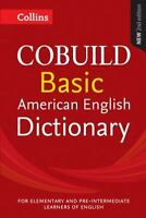 Collins COBUILD Basic American English Dictionary Collins UK Good