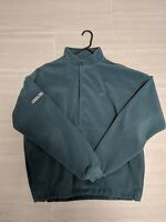 Simms mens Gore Wind Stopper Pullover Snap Sweater large