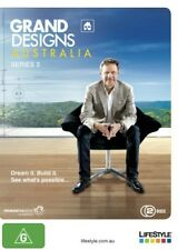 Grand Designs Australia Complete Season Series 3 DVD Peter Maddison Lifestyle