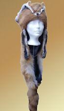 Mountain Man Red Fox Pelt Fur Hats Custom orders only