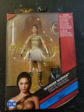 DC MULTIVERSE WONDER WOMAN DIANA NEW ACTION FIGURE WITH ARES BAF CNC