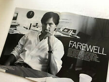 """""""TIME"""" Asia Edition  JUNE 17, 2013  Steve Jobs, Elizabeth Taylor, Kate Middleton"""