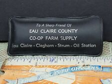 Advertising Gift Co-Op Farm Supply Oil Gas Station Eau Claire Strum Cleghorn Wi
