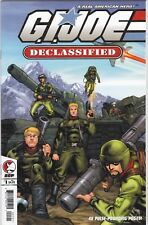 G.I. JOE DECLASSIFIED #1 & 2 / LARRY HAMA / DEVIL'S DUE PUBLISHING / 2006
