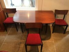 Vintage/Retro Up to 6 Table & Chair Sets with Drop Leaf