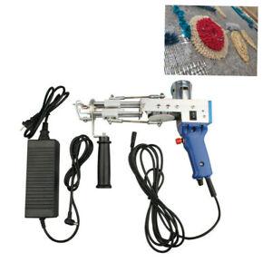 Electric Tufting Gun Loop Pile Type Carpet Weaving Machine Rug Making Tools TD02