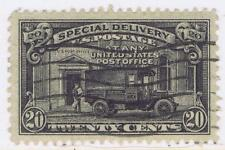 US: 1944 20c SPECIAL DELIVERY ( E19) EX/S used Rotary issue. (1)