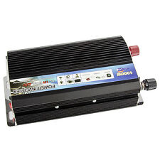 Auto Power Inverter1000w DC 12V to AC 110V/220V Modified Sine Wave
