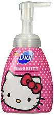 (4 pack) Dial Hello Kitty Foaming Hand Wash, Orange Blossom, 7.5 Ounce