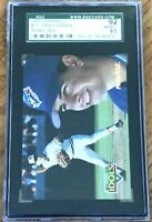 Cal Ripken 1992 Pinnacle Rookie Idols insert #11 graded grade SGC 92 BGS PSA 8.5