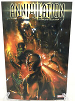 Annihilation Complete Collection Volume 1 Marvel New TPB Paperback Drax Thanos