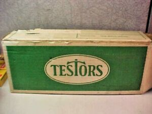 NOS 1970 Testors Sprite Indy Gas Powered Race Car Tether With Box  & All Papers