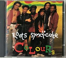 ROOTS SYNDICATE - COLOURS - CD