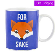 Paladone For Fox Sake Mug Personalized coffee cup ceramic cup and lovely cup