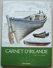 Carnet d'Irlande Yvon Le CORRE éd Chasse-marée 2000