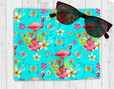 Flamingo Sunglasses Reading Lens Mobile Phone Microfiber Cleaning Cloth